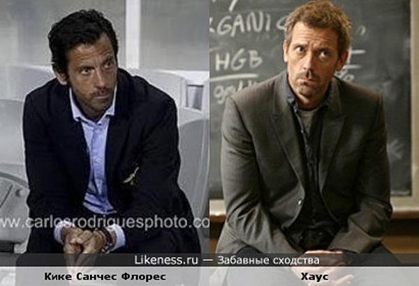 "Доктор Хаус - тренер ""Алетико Мадрид"""