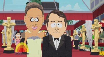 Сара Джессика Паркер в Саус Парке (South Park)