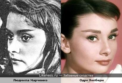 Её называли русской Одри Хепберн