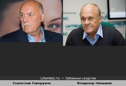 А теперь попробуйте угадать - который из них отказался играть Печорина в фильме своей учительницы Киры Муратовой?