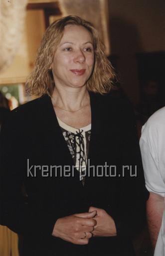 Оксана Мысина в другом ракурсе