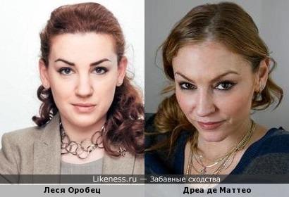 Украинский политик и Американская актриса