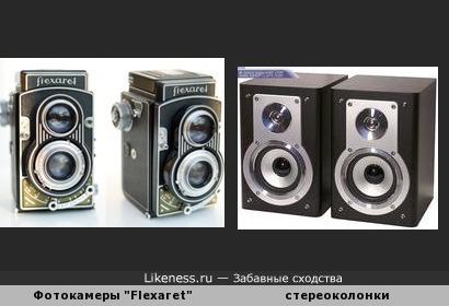 """Фотокамера """"Flexaret"""
