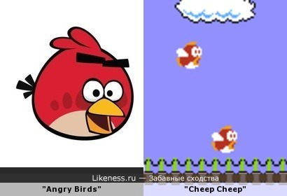 """Angry Birds"