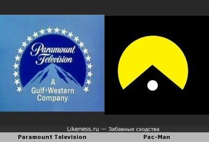 "Логотип ""Paramount Television"
