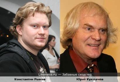 Константин Рыков выглядит как молодой Юрий Куклачёв