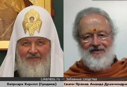 Вторая жизнь Патриарха Кирилла (Владимира Гундяева)
