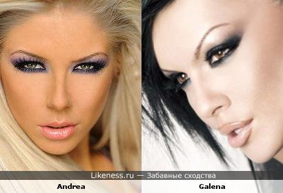 Andrea VS. Galena