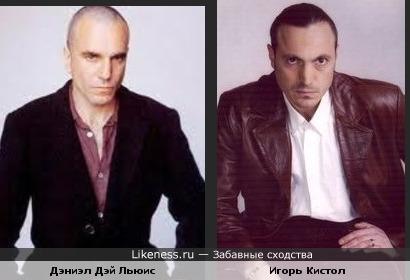Дэниэл Дэй Льюис & Игорь Кистол