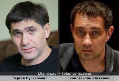 Есть у этих двоих актеров что-то общее...