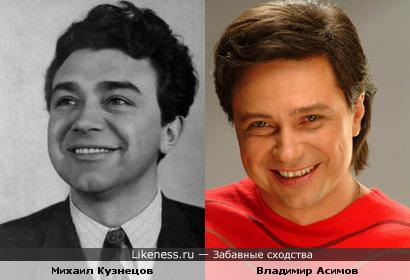 Михаил кузнецов на likeness ru 25 сходств