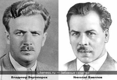 Владимир Вертипорох - Николай Вавилов