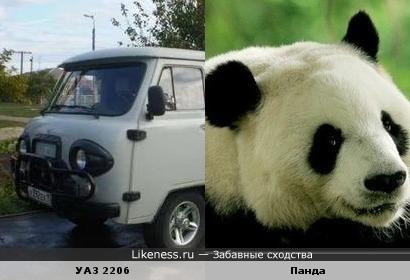 УАЗ-панда