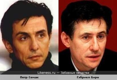 Петр Семак - Гэбриел Бирн