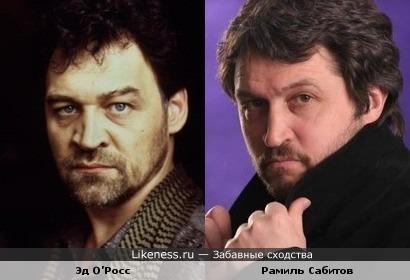 Рамиль Сабитов - Эд О'Росс