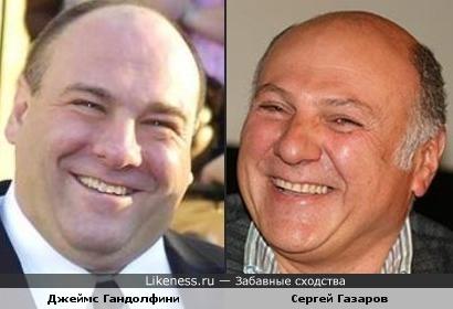 """""""Клан Сопрано"""" """"Под прикрытием"""""""