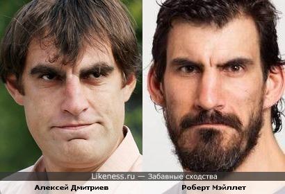 Роберт Мэйллет - Алексей Дмитриев