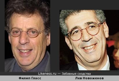 Лев Новоженов выщипал брови и ушёл в композиторы! ;)