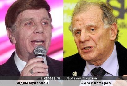 Вадим Мулерман / Жорес Алферов