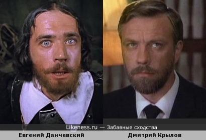 Евгений Данчевский / Дмитрий Крылов