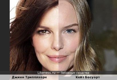 Джинн Трипплхорн / Кейт Босуорт