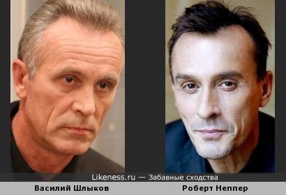 Василий Шлыков / Роберт Неппер