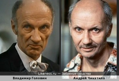 Владимир Головин / Андрей Чикатило
