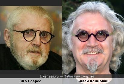 Жо Соарес / Билли Коннолли
