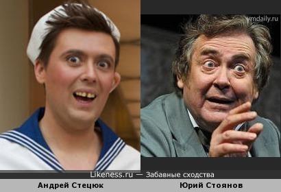 Андрей Стецюк напомнил Стоянова