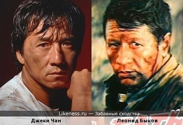 Русский с китайцем братья навек