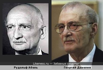 Рудольф Абель и Абрадокс