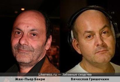 Жан-Пьер Бакри напомнил Гришечкина