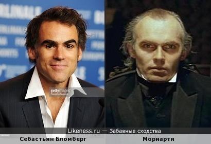 "Себастьян Бломберг напомнил ""русского"