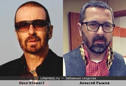 Dave Stewart / Алексей Рыжов