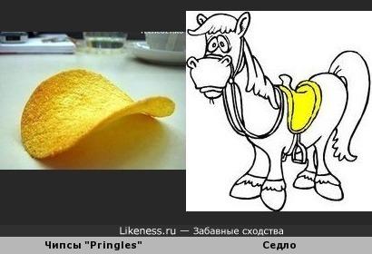 """Чипсы """"Pringles"""