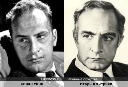 Кинан Уинн / Игорь Дмитриев