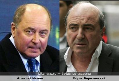 Тренер по фигурному катанию Алексей Мишин своим хитрым взглядом напомнил опального олигарха.