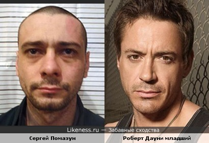 Белгородский стрелок Сергей Помазун напомнил Роберта Дауни младшего