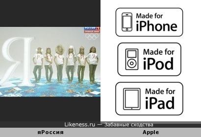 I`Russia