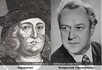 Парацельс напомнил Владислава Стрижельчика