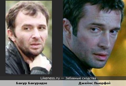 На этом фото Бакурадзе похож на Пьюрфоя