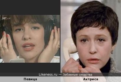 Неизвестная певица напомнила Марину Неелову