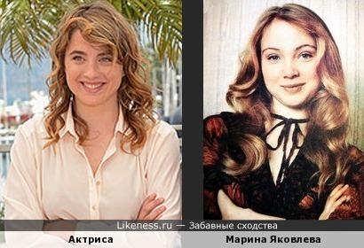 Симпатичные актрисы