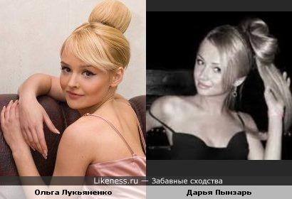 Обе такие симпатяшки))