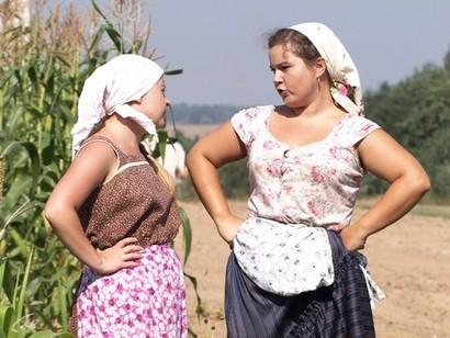 картинки про деревенских женщин