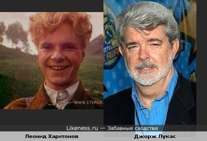 Джорж Лукас напомнил Леонида Харитонова