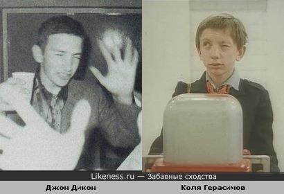 """Бас-гитарист Queen похож на героя """"Гостьи и будущего"""" Колю Герасимова"""