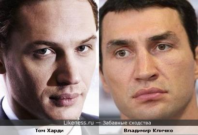 Харди против Кличко