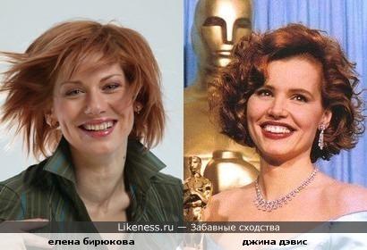 Рыжие актрисы