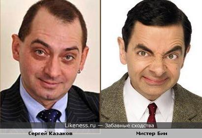 Актеры чем-то похожи